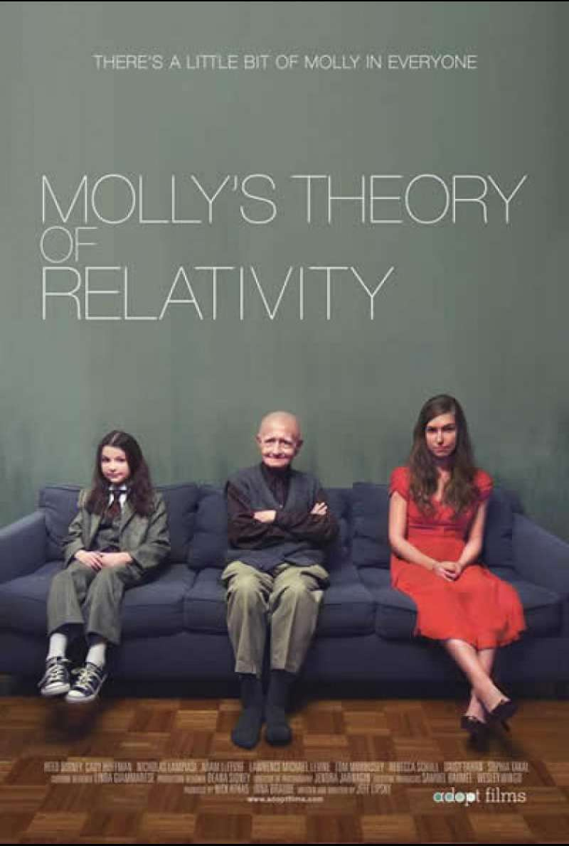 Molly's Theory of Relativity - Filmplakat (INT)