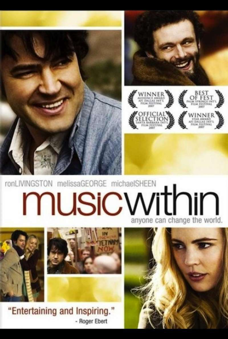Music Within - Filmplakat (US)