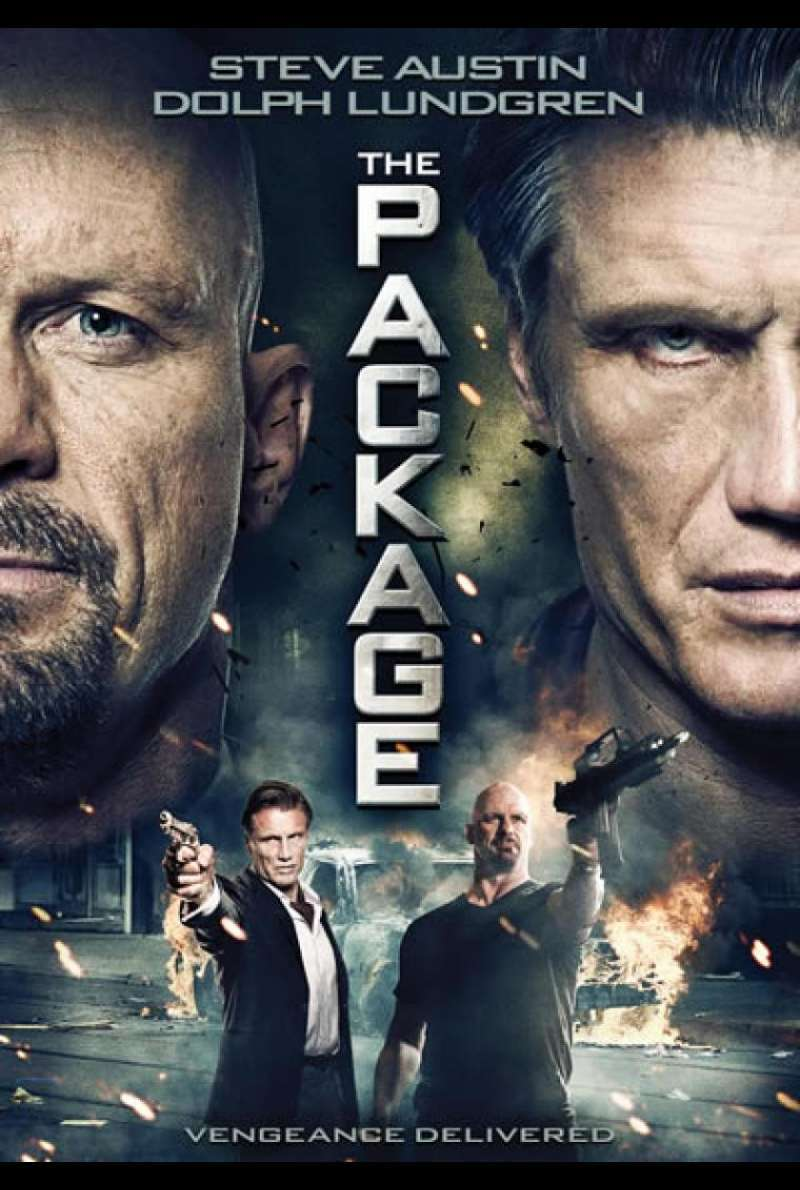 The Package - Filmplakat (US)