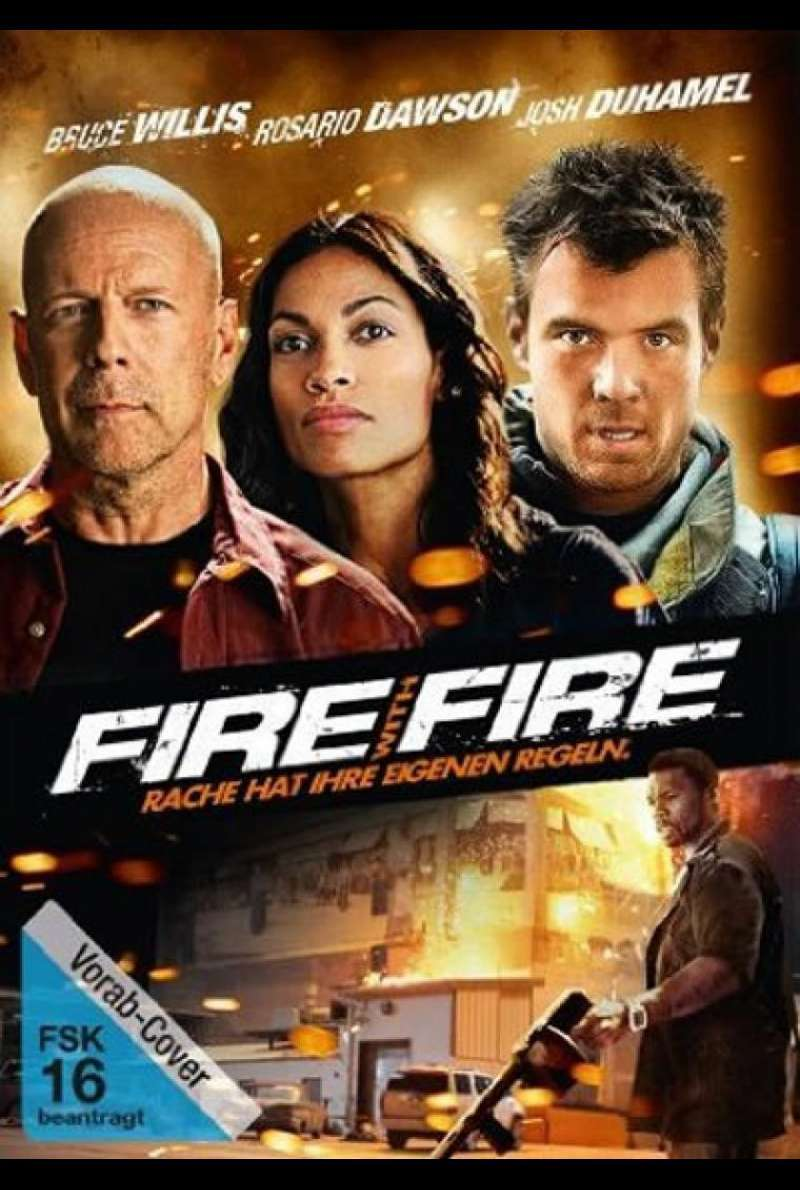 Fire with Fire - DVD-Cover