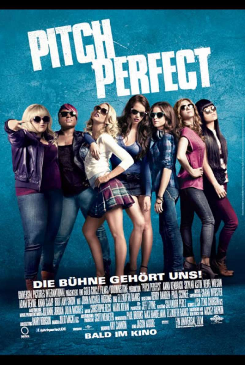 Pitch Perfect - Filmplakat