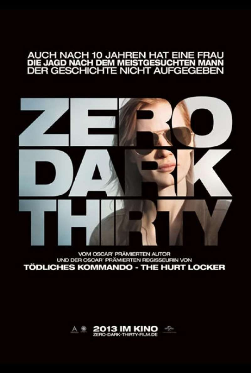 Zero Dark Thirty - Filmplakat