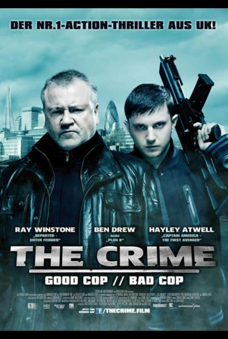 The Crime - Filmplakat