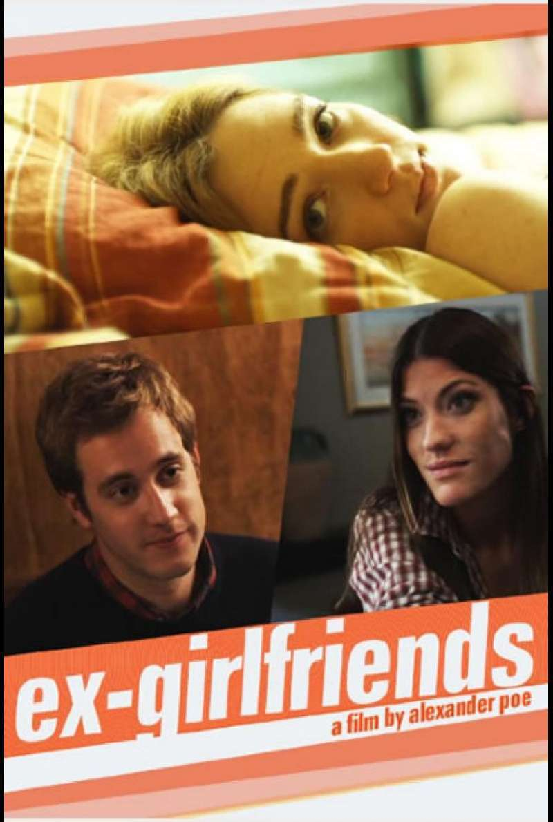 Ex-Girlfriends - Filmplakat (US)