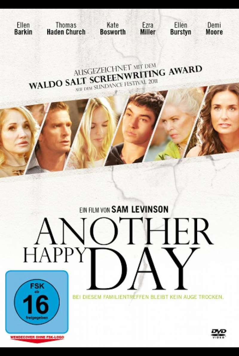 Another Happy Day - DVD-Cover