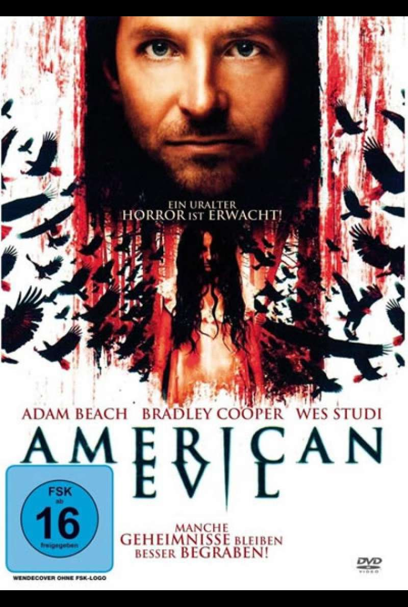 American Evil - DVD-Cover