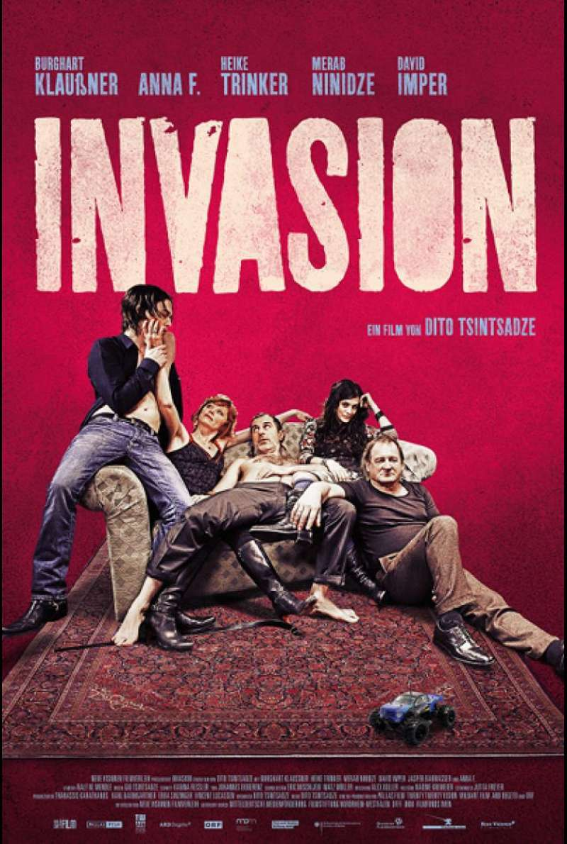 Invasion - Filmplakat
