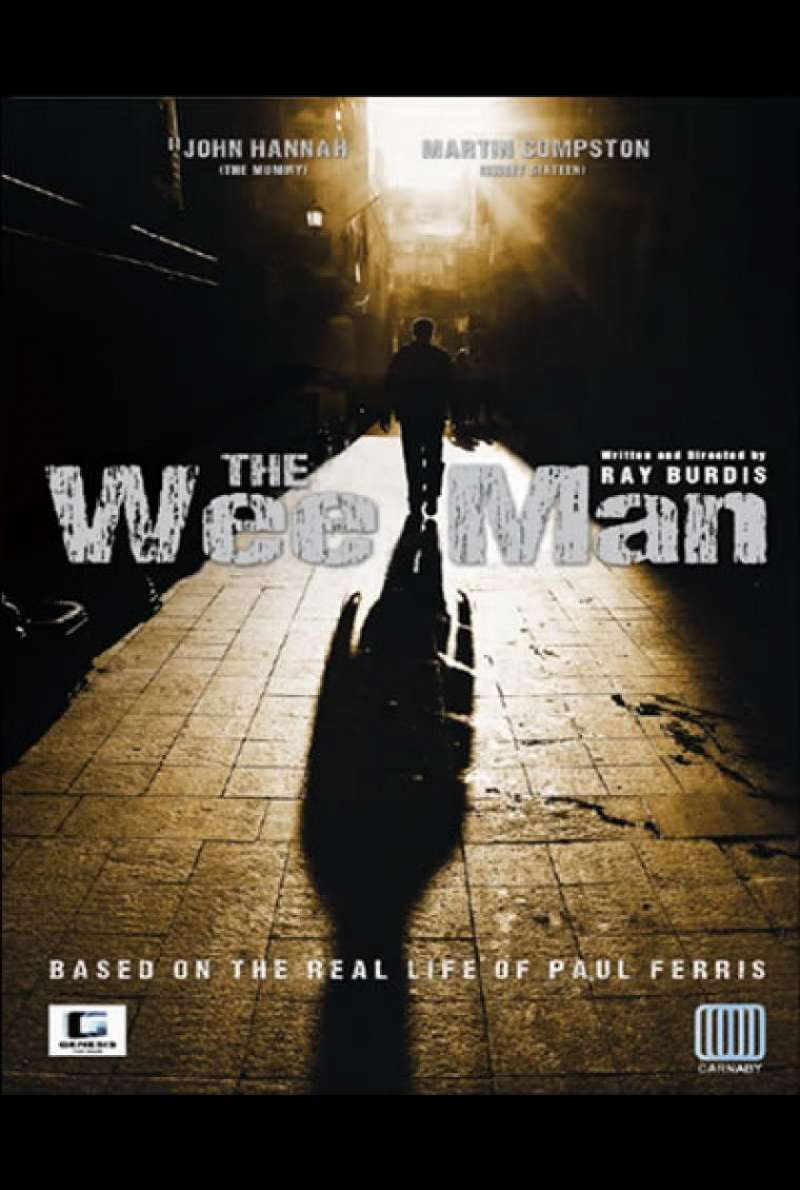 The Wee Man - Filmplakat (GB)