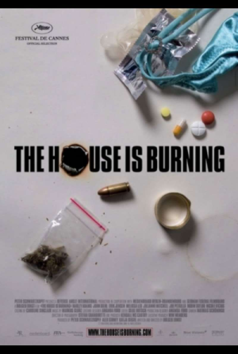 The House Is Burning - Filmplakat