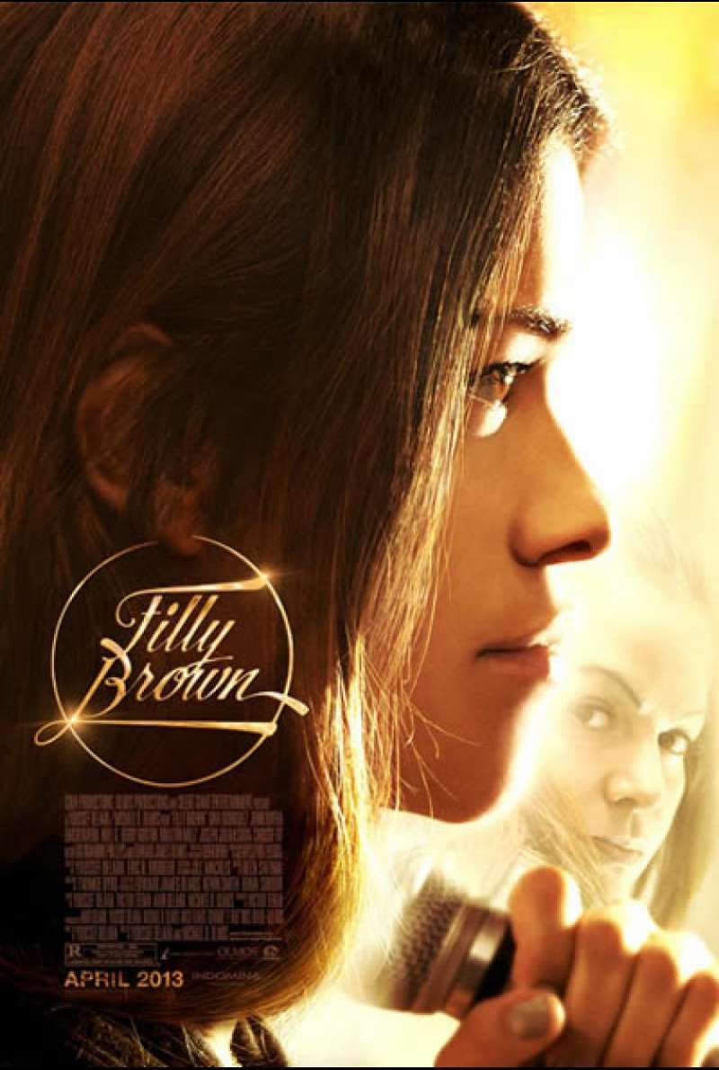 Filly Brown - Filmplakat (US)
