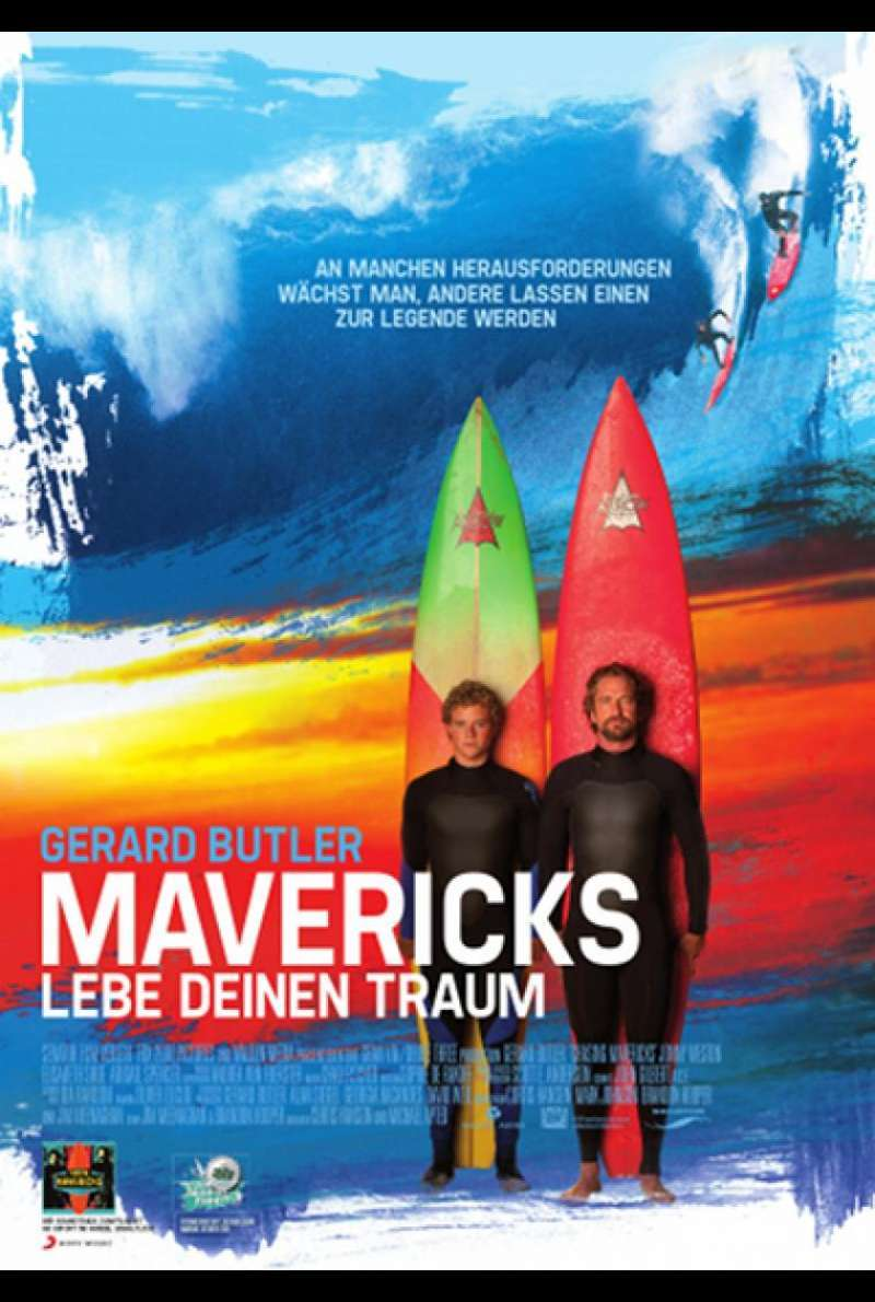 Mavericks - Filmplakat
