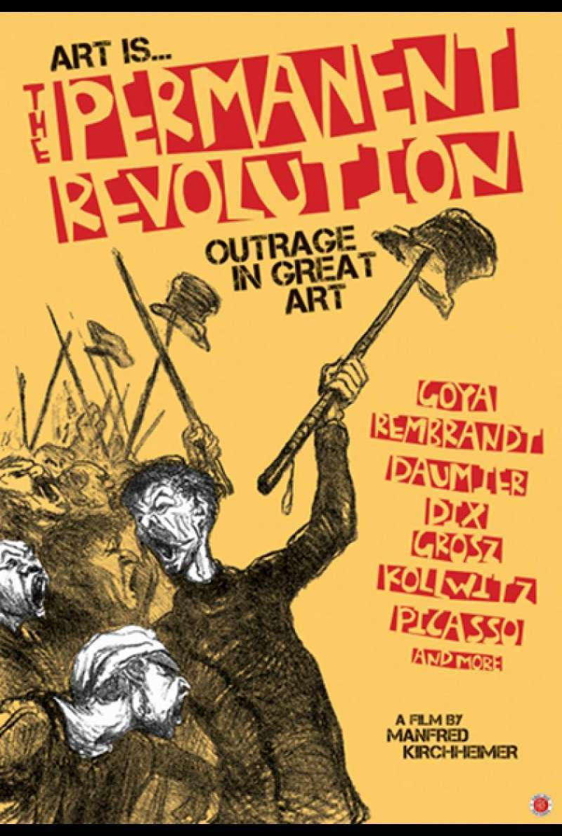 Art is... the Permanent Revolution - Filmplakat (INT)