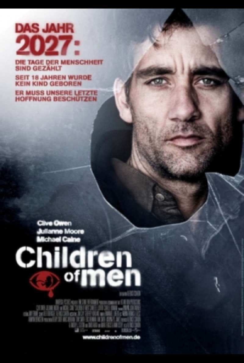 Children Of Men - Filmplakat