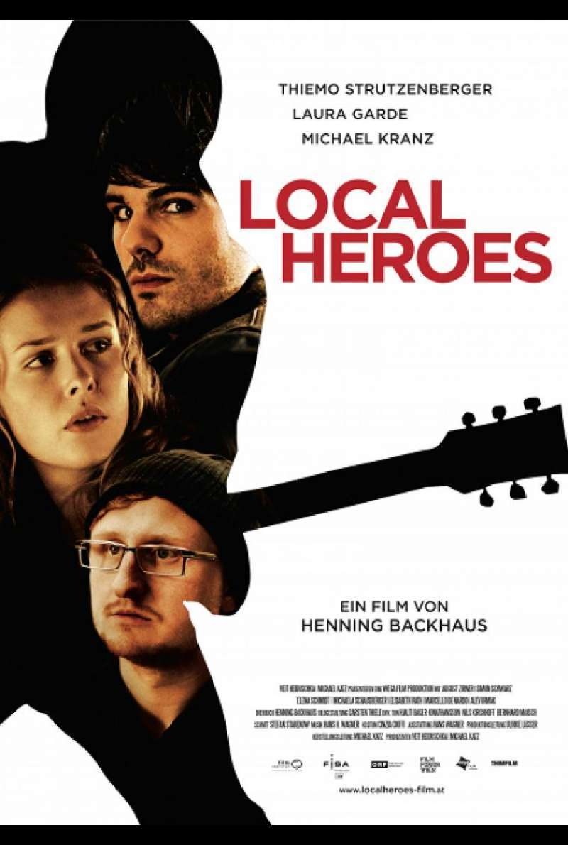 Local Heroes - Filmplakat (AT)