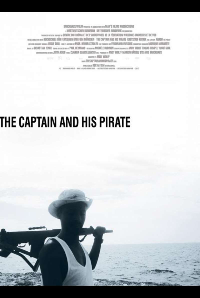 The Captain and his Pirate - Filmplakat (INT)