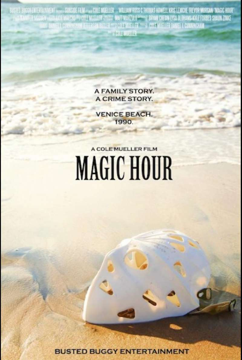 Magic Hour - Filmplakat (US)