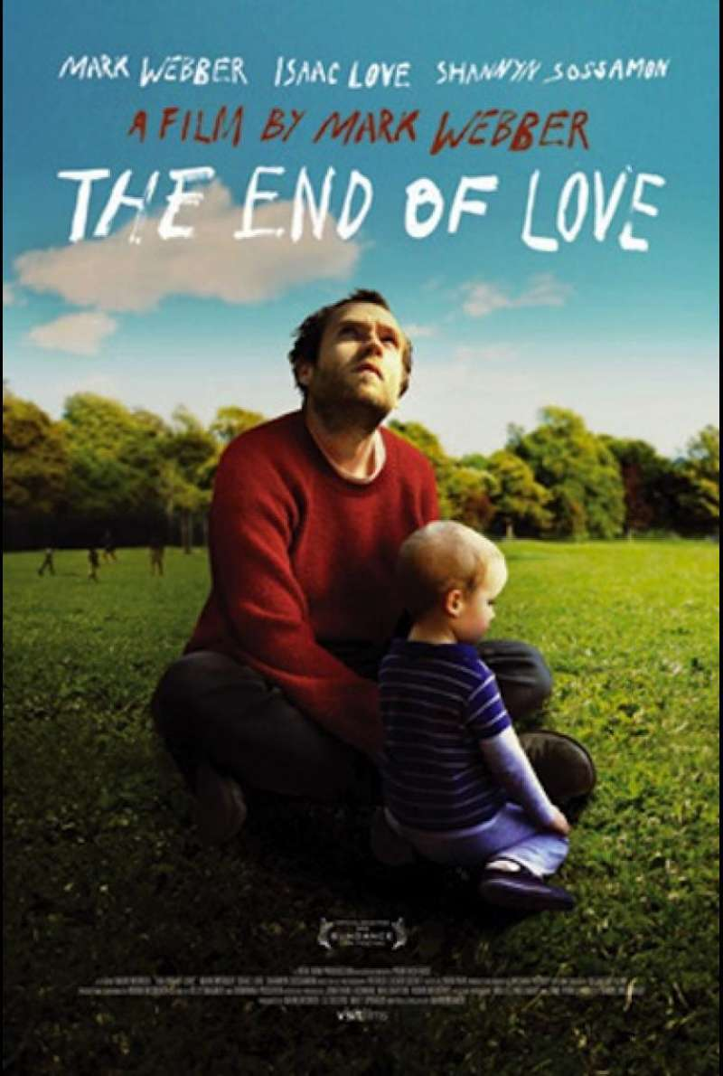 The End of Love - Filmplakat (US)