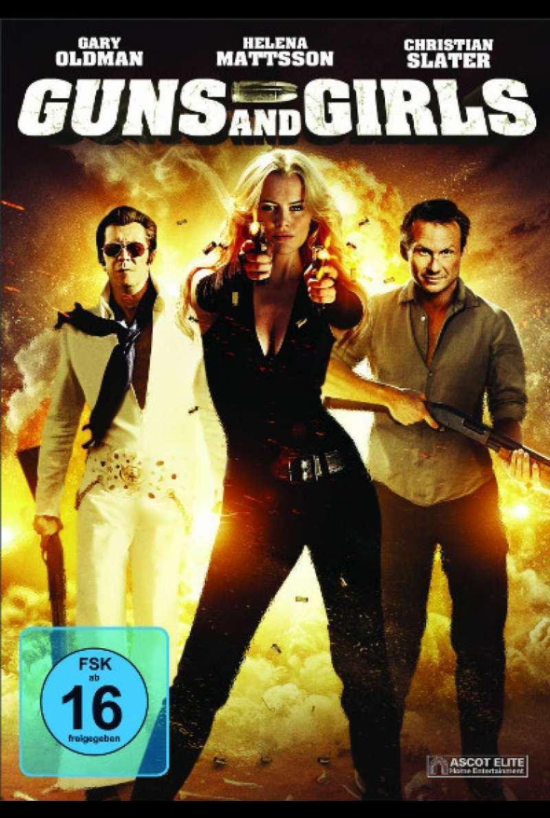 Guns and Girls - DVD-Cover