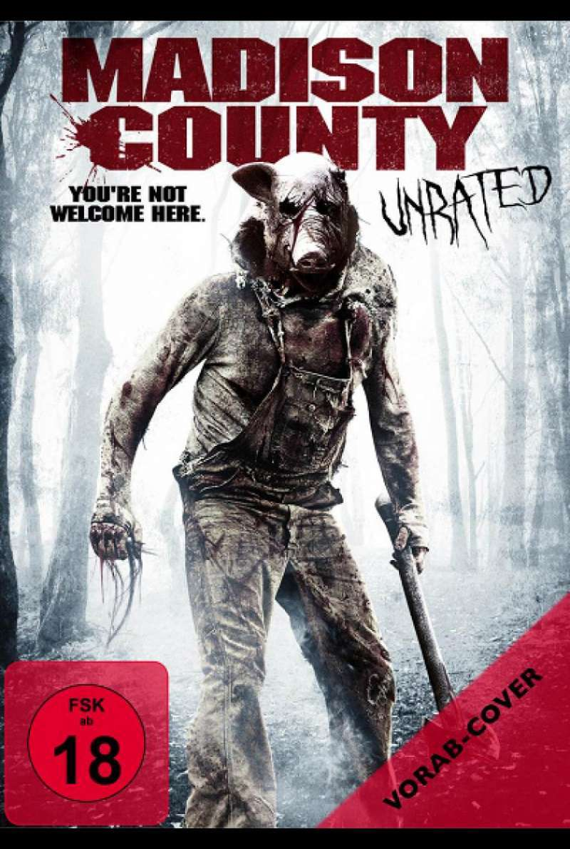 Madison County - DVD-Cover