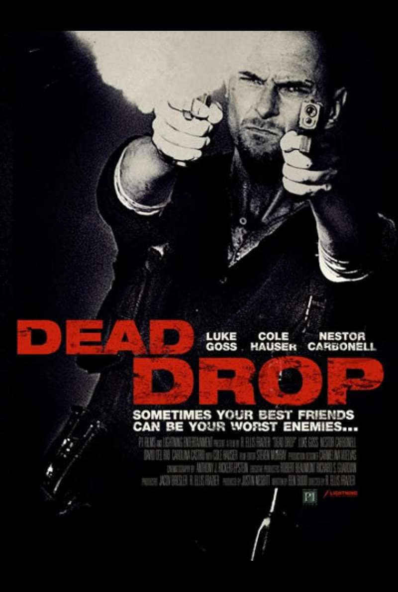 Dead Drop - Filmplakat (US)