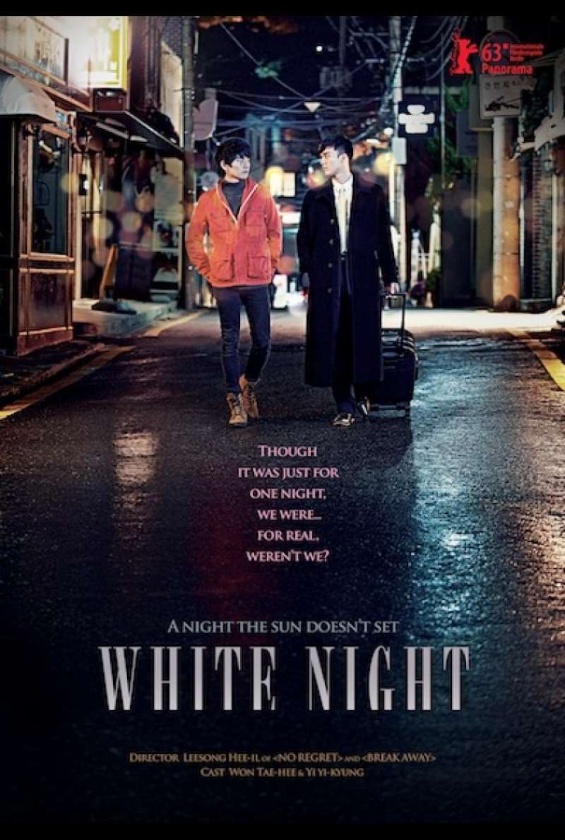 White Night - Filmplakat (INT)