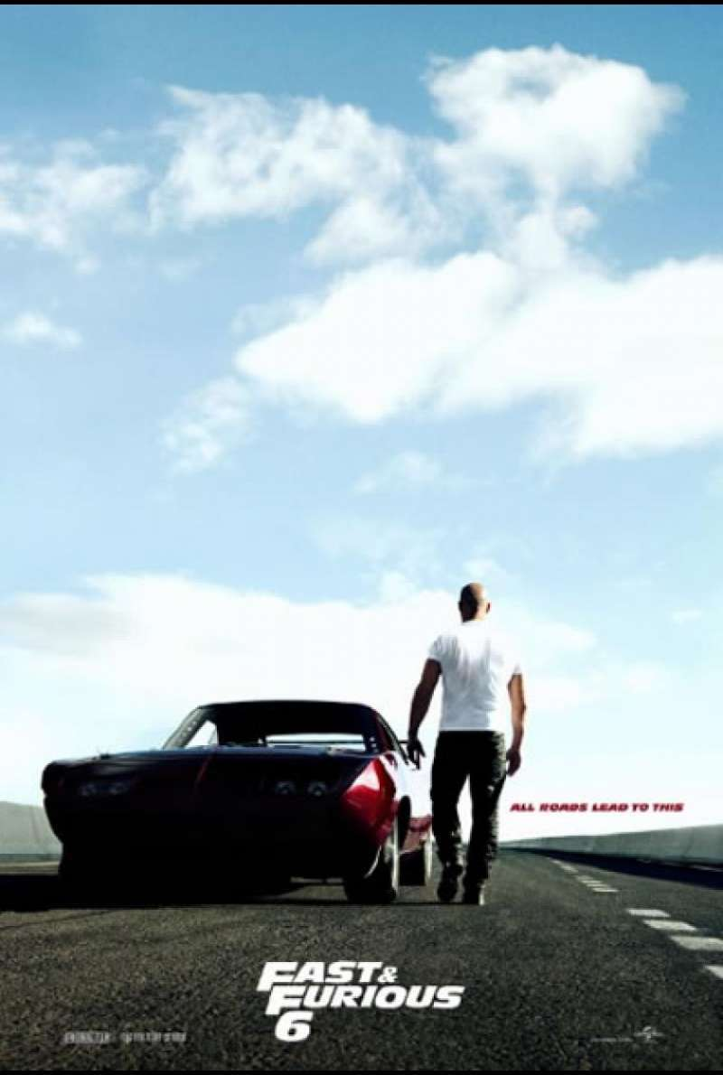 Fast & Furious 6 - Teaser (US)