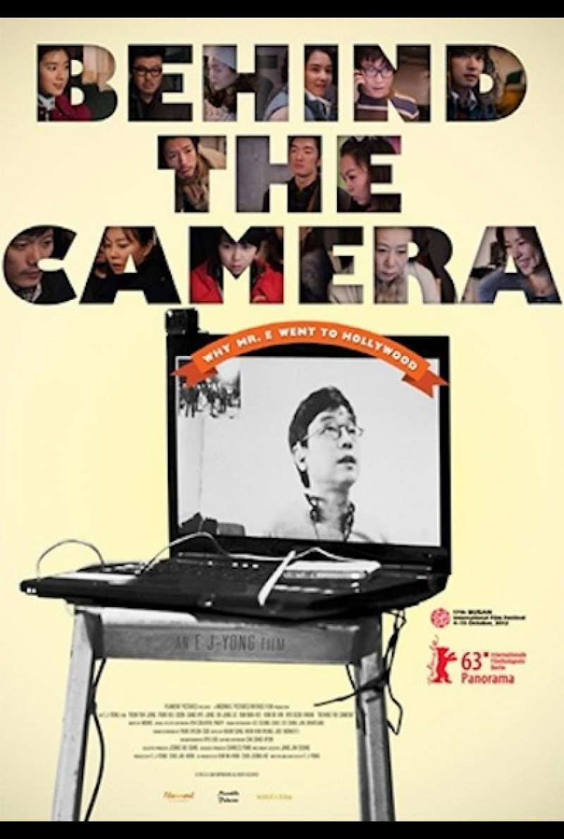 Behind the Camera - Filmplakat (INT)