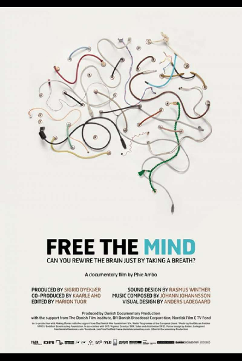 Free The Mind - Filmplakat