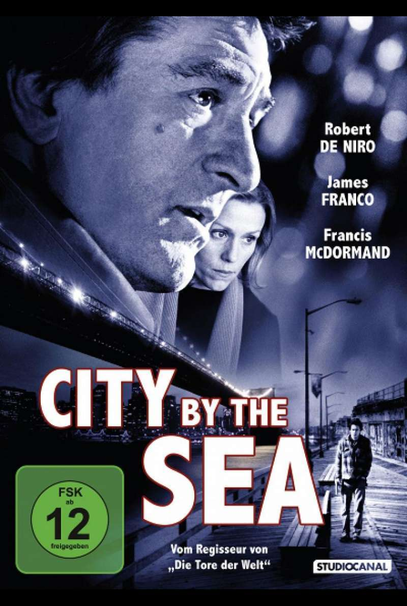 City by the Sea - DVD-Cover