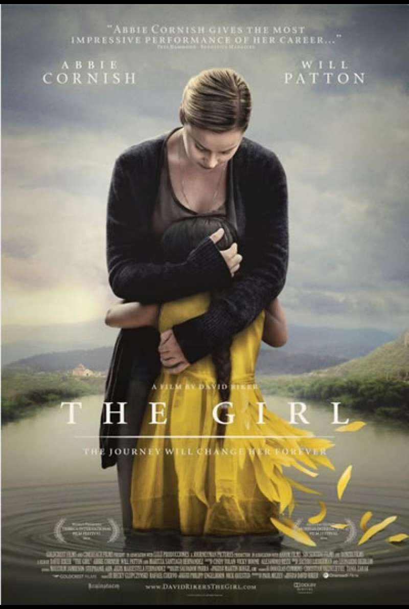 The Girl - Filmplakat (US)