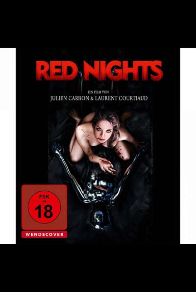 Red Nights - DVD-Cover