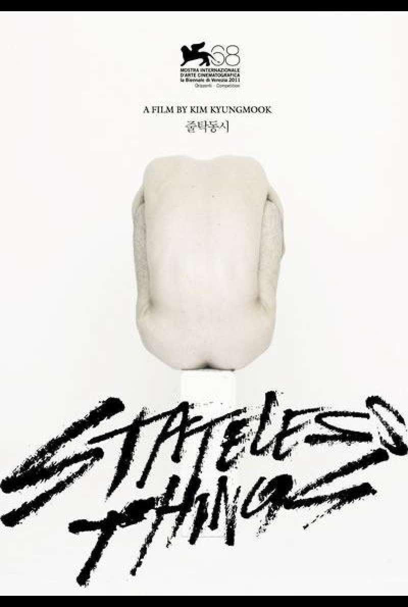 Stateless Things - Filmplakat (INT)