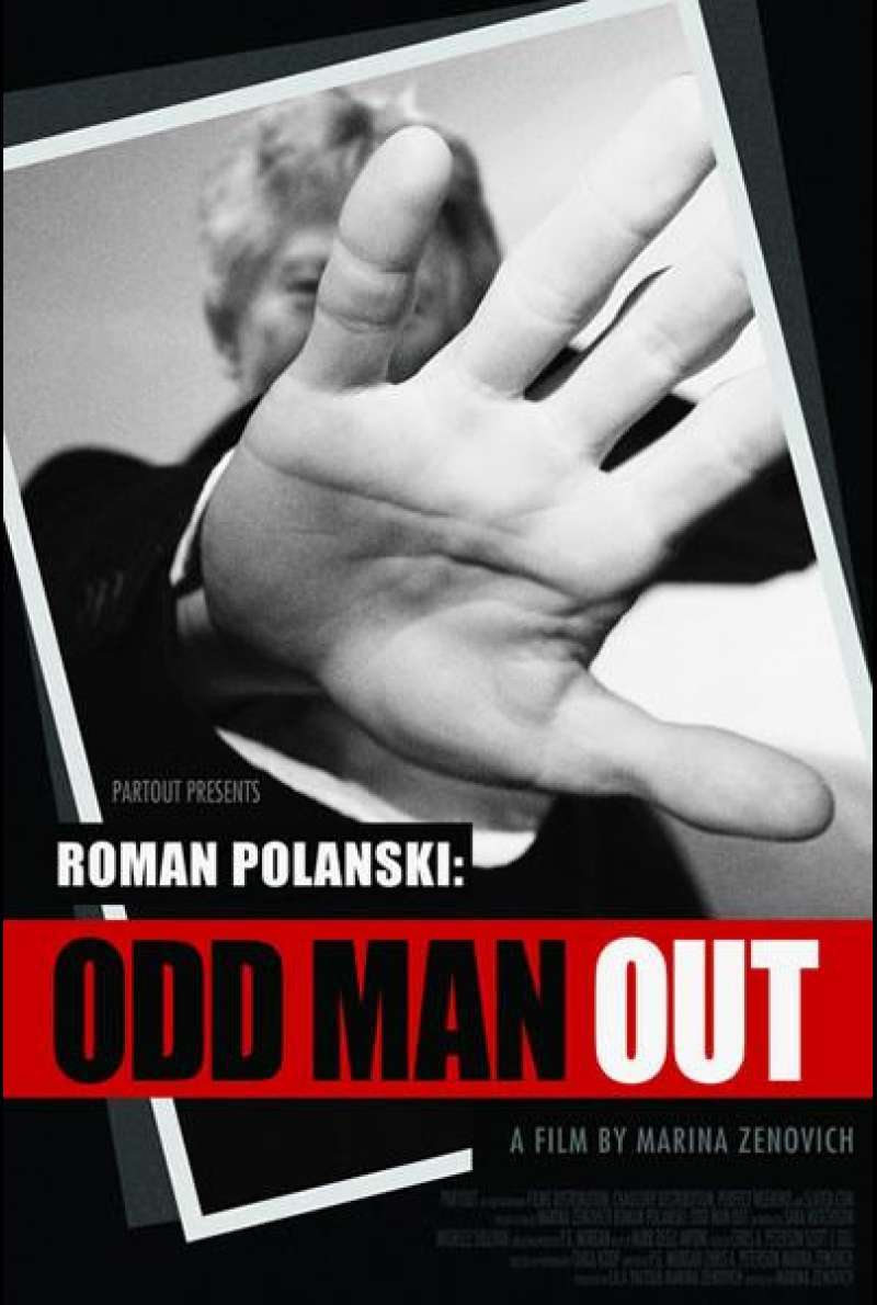 Roman Polanski: Odd Man Out - Filmplakat (US)