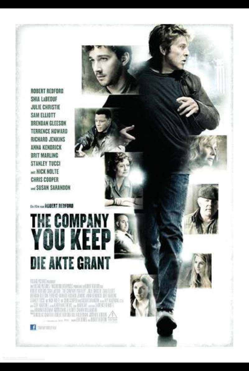 The Company You Keep - Die Akte Grant - Filmplakat
