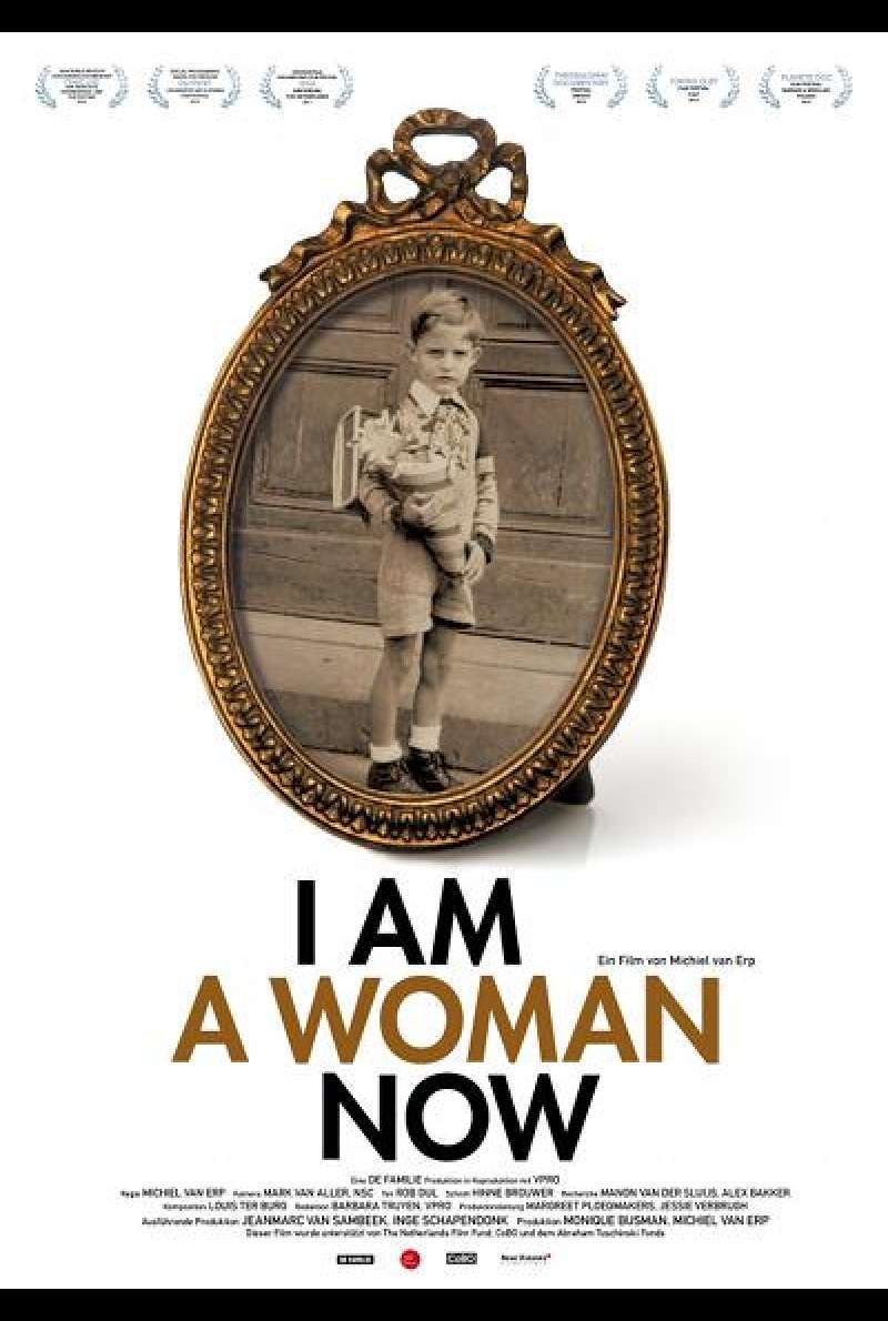 I Am a Woman Now - Filmplakat