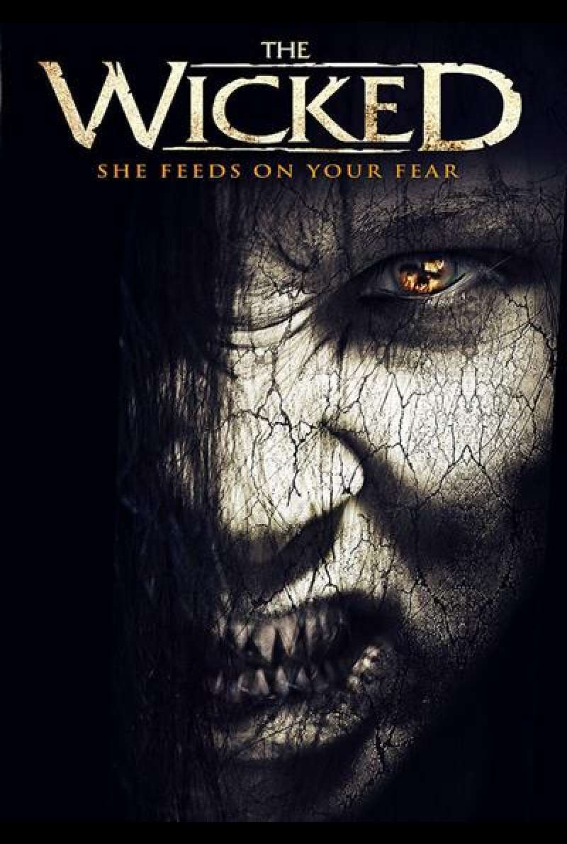 The Wicked - Filmplakat (US)