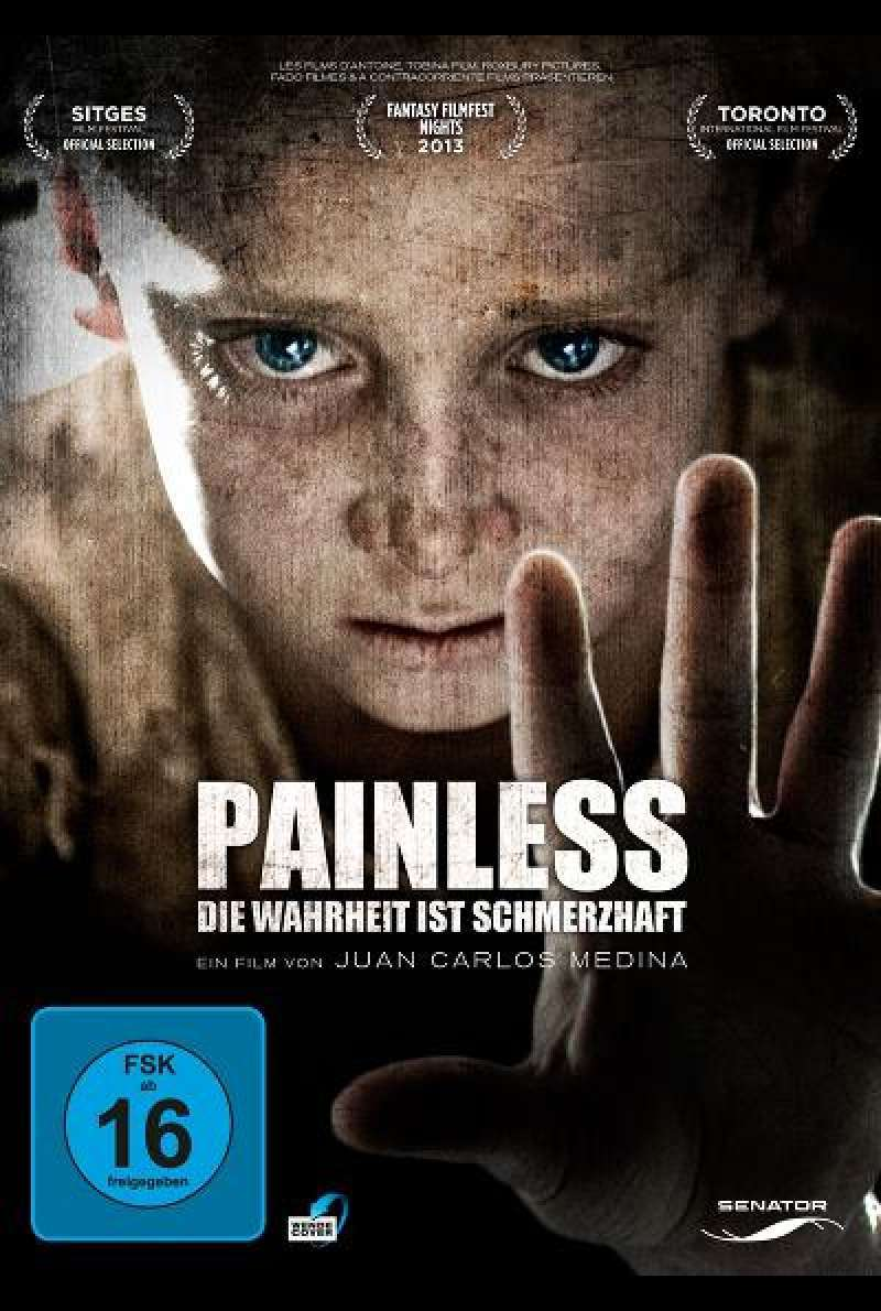 Painless - DVD-Cover