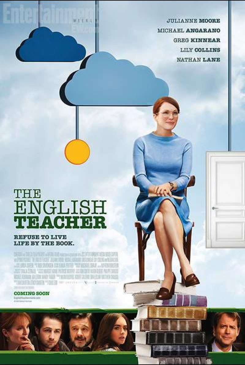 The English Teacher - Filmplakat (US)
