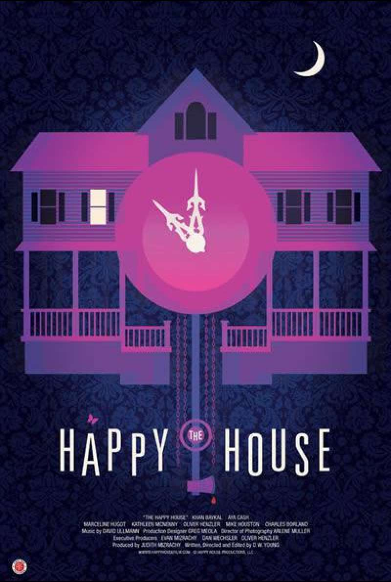 The Happy House - Filmplakat (US)