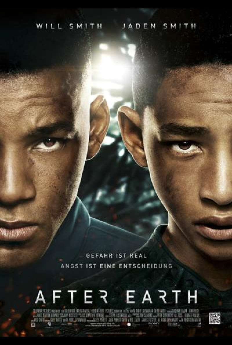 After Earth - Filmplakat