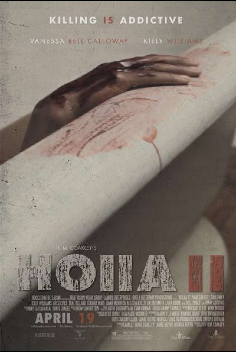 Holla 2 - Filmplakat (USA)