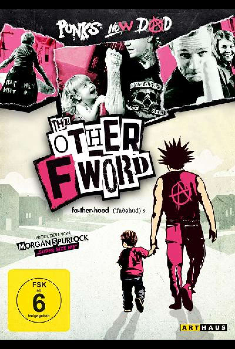 The Other F Word - DVD-Cover