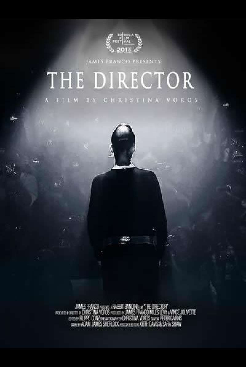 The Director - Filmplakat (USA)