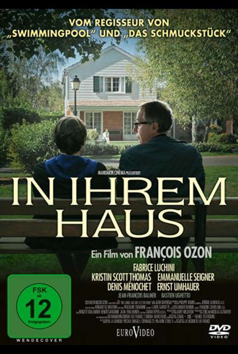 In ihrem Haus - DVD-Cover