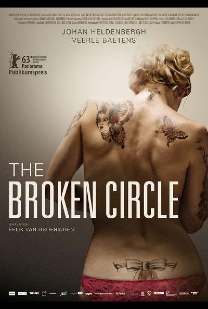 The Broken Circle - Filmplakat