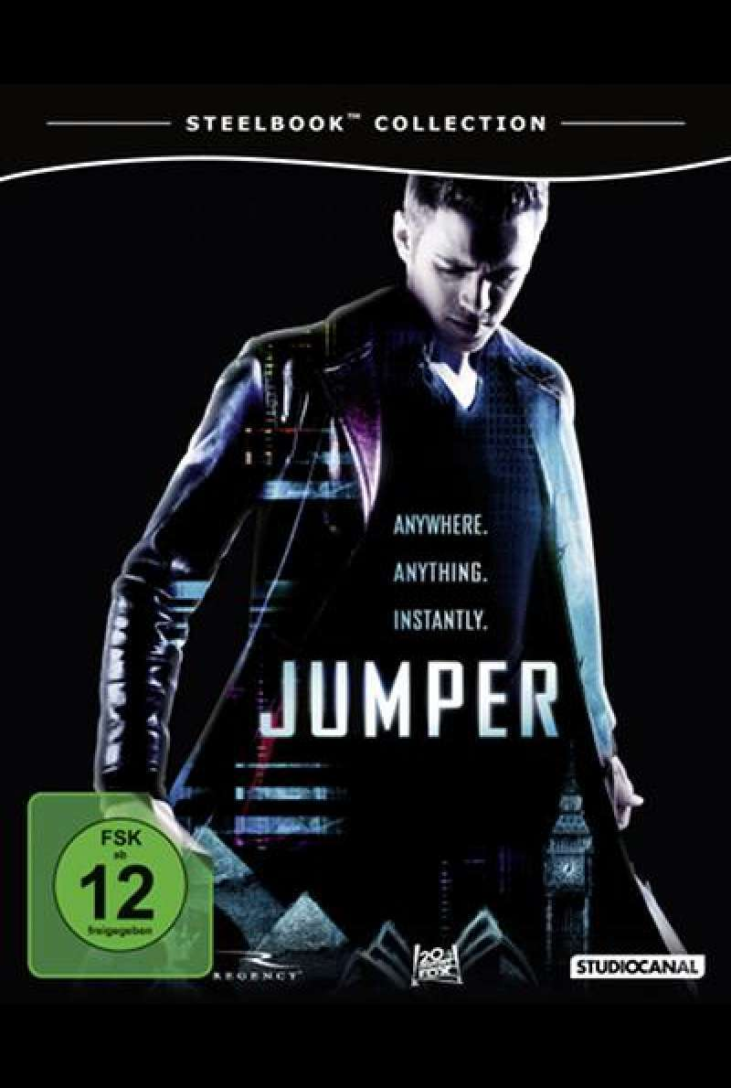 Jumper - DVD-Cover