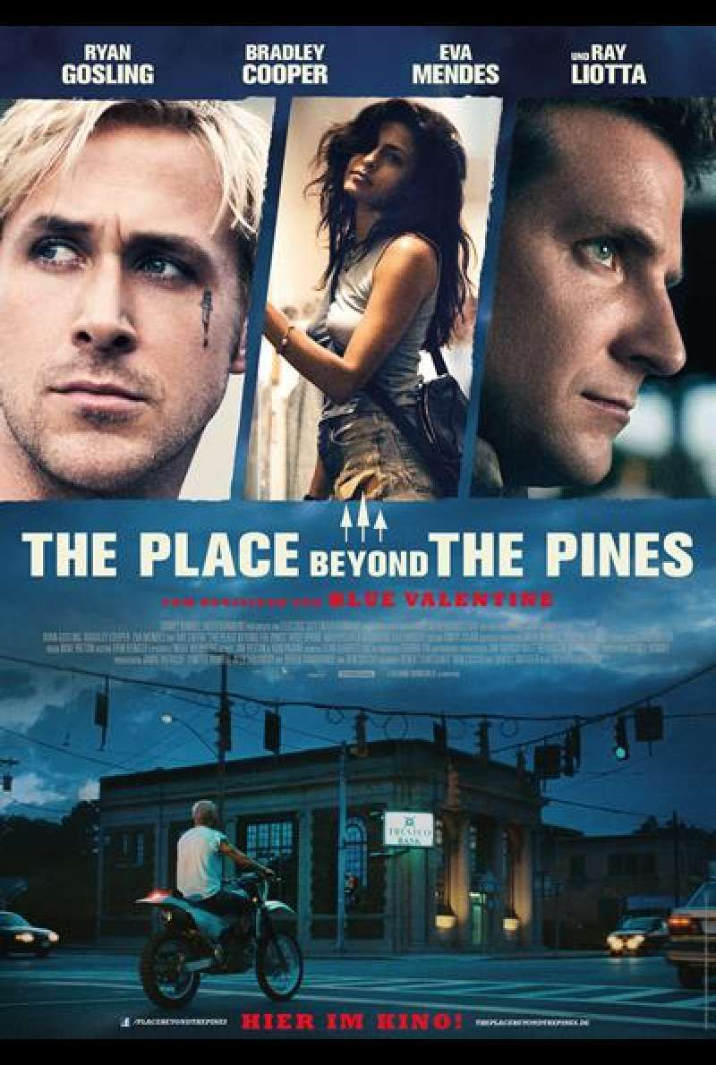 The Place Beyond the Pines - Filmplakat