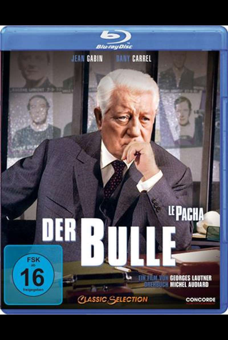 Der Bulle - BluRay-Cover