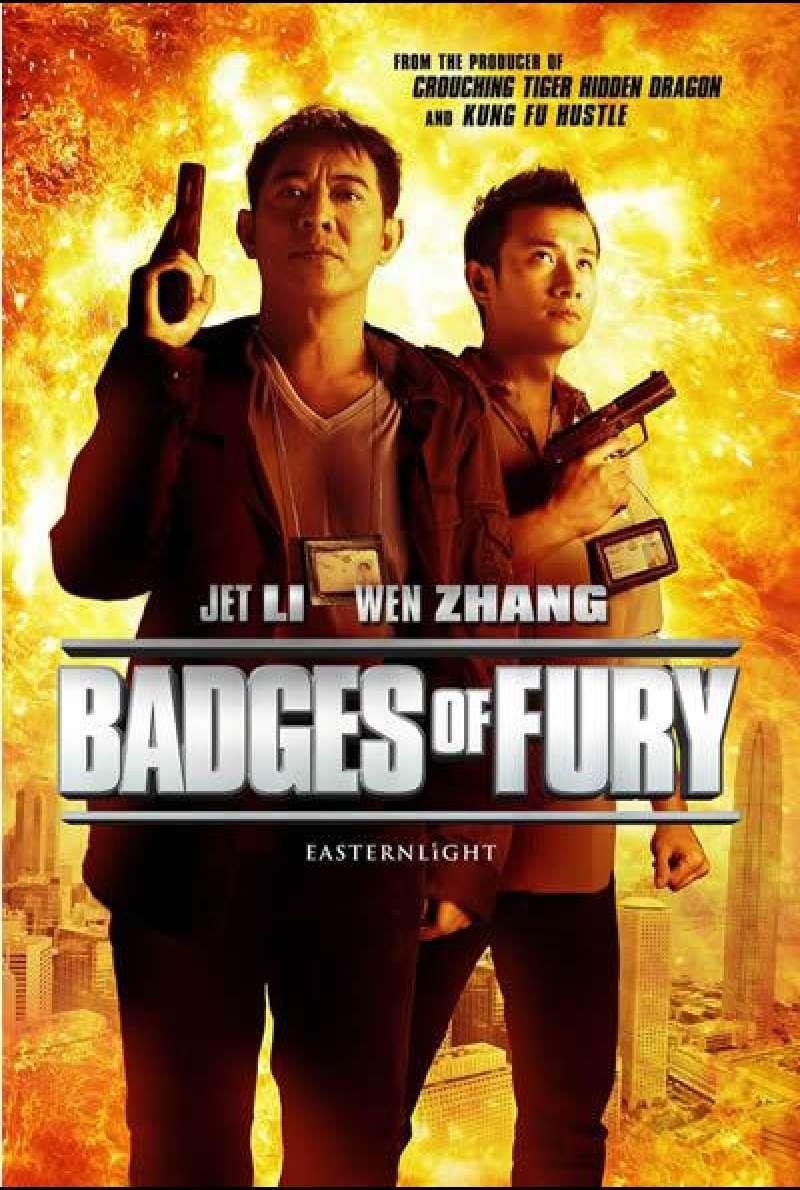 Badges Of Fury Film Trailer Kritik