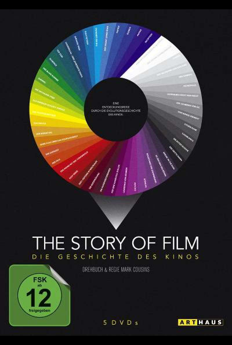 The Story of Film - DVD-Cover